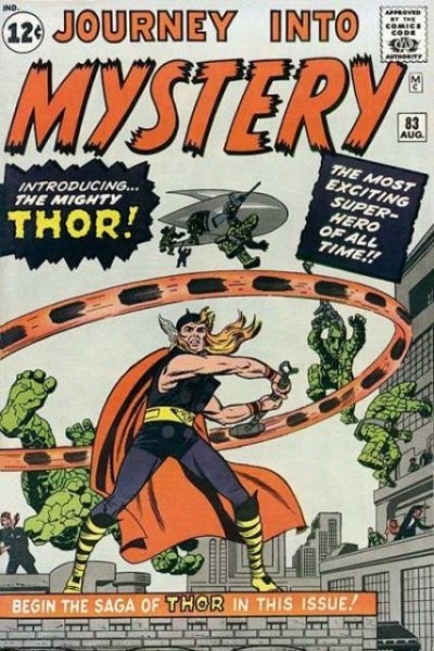 First Appearance of Thor