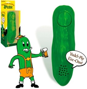 Yodeling Pickle