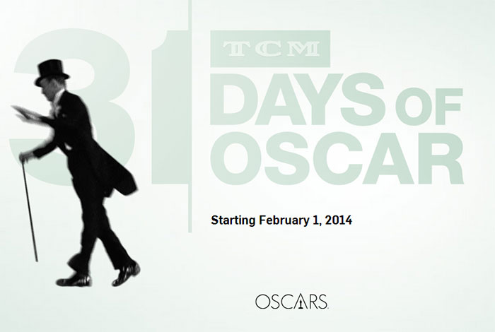 TCM's 31 Days of Oscar