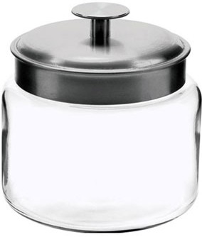 48 Ounce Montana Canister with Metal Lid