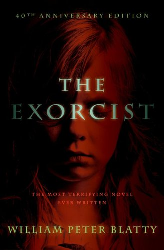 The Exorcist book - 40th Anniversary