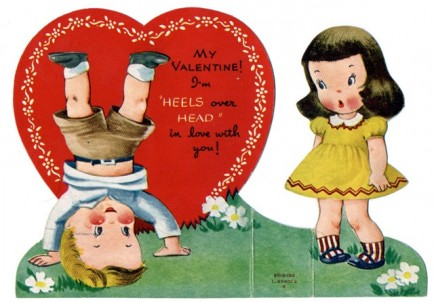Make Your Own Retro Themed Valentine Cards – Boy Valentine Cards