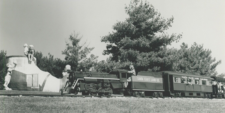 Santa Claus Land Railroad