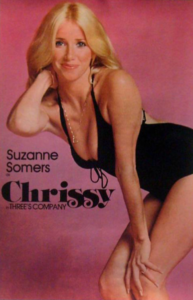 Suzanne Somers Poster