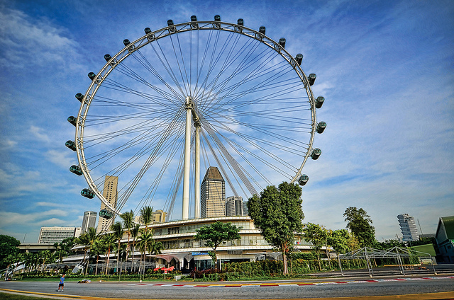 World's Tallest Ferris Wheel