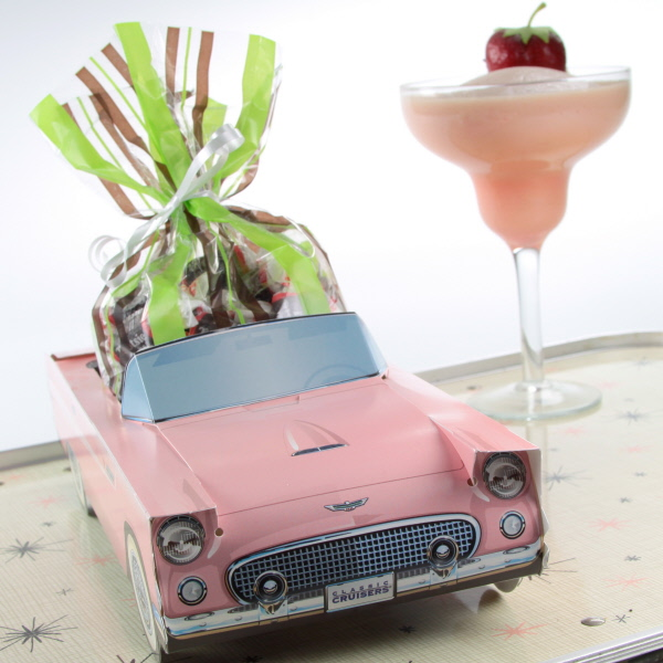 Vintage cars cruisin gifts party favors