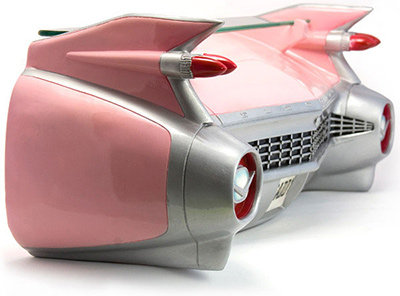 Retro Cadillac Car Shelf for Mom