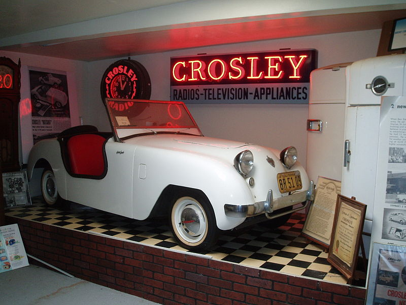 Image of 1949 Crosley Hotshot