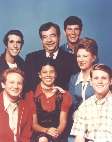 Happy Days Main Cast
