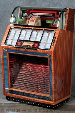 1950 Seeburg M100B Jukebox