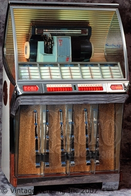 1954 Seeburg 100R Jukebox