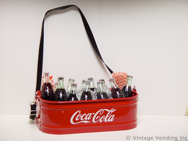 Image of Coca-Cola Stadium Vendor Cooler