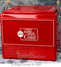 Image of Coca-Cola Progress A50 Cooler