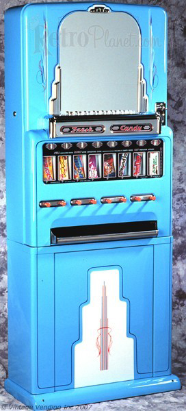 Vintage Stoner Theater Candy Machine