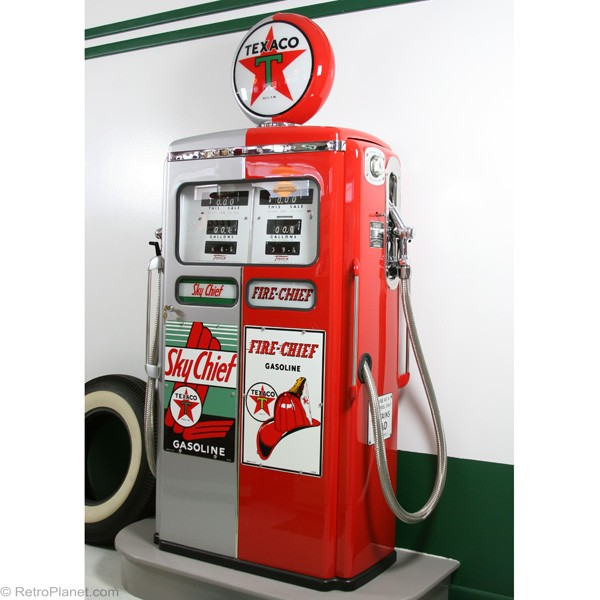 Tokheim 350-P Texaco Gas Pump