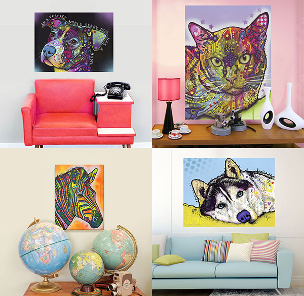 Animal Pop Art