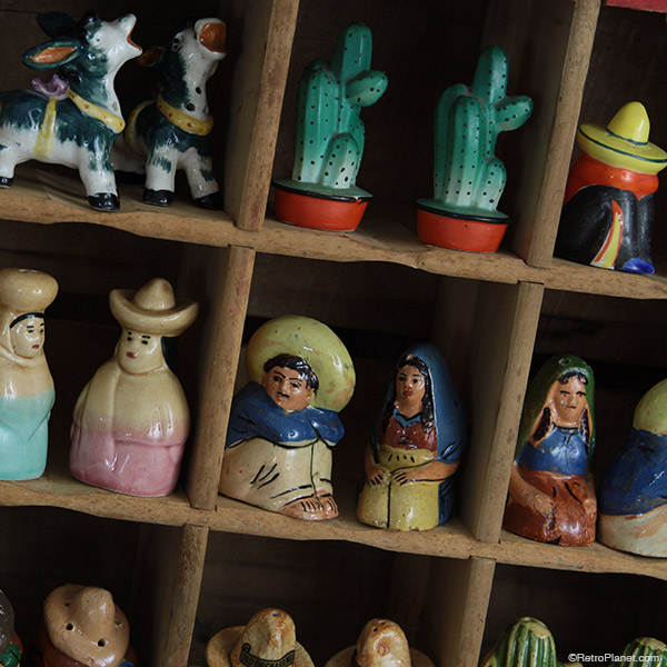 Mexican collectibles