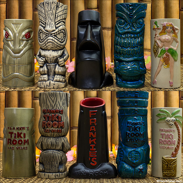Tiki Mug Buying Guide Vintage And Modern Tiki Cups