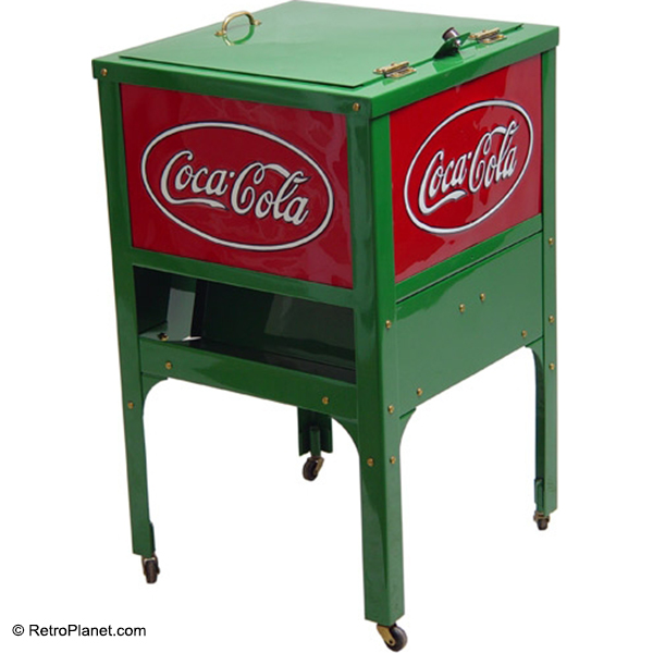 Coca-Cola Glascock Jr Cooler