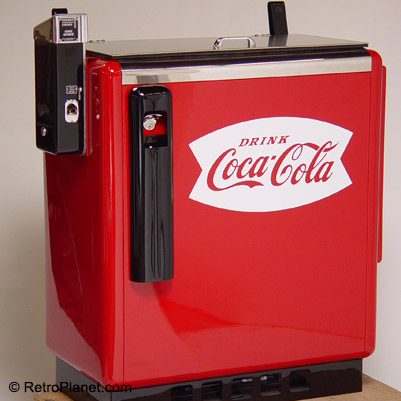 Coke Glasco GBV-50 Slider Chest Cooler