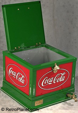 Coca-Cola Glascock Countertop Cooler