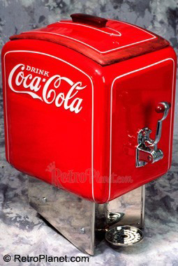 Dole Junior Coca-Cola Dispenser