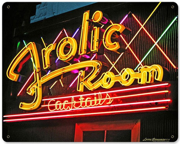 Frolic Room Bar