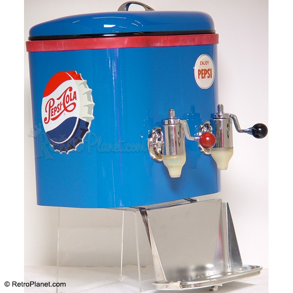 Pepsi Double Selmix Dispenser