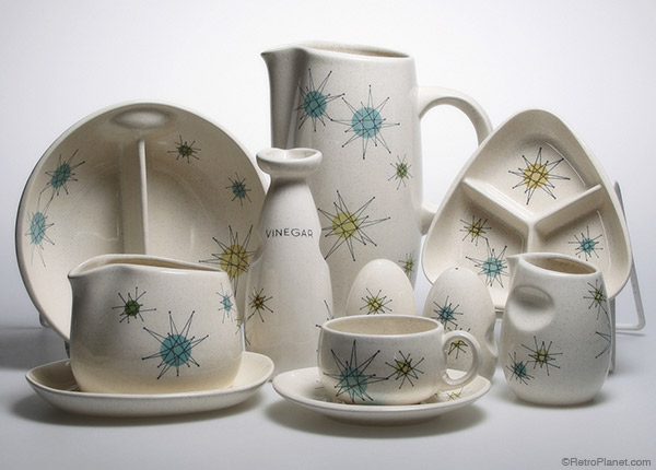 S Green Glass Dinner Sets For Sale