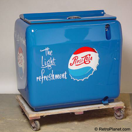 Unknown Mexican Pepsi-Cola Cooler