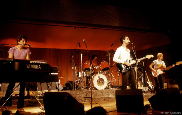 Talking Heads in Concert
