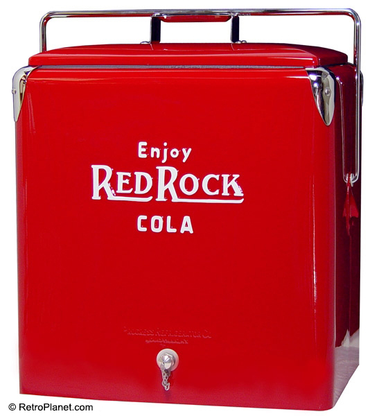 Red Rock Progress A1 Tall Picnic Cooler