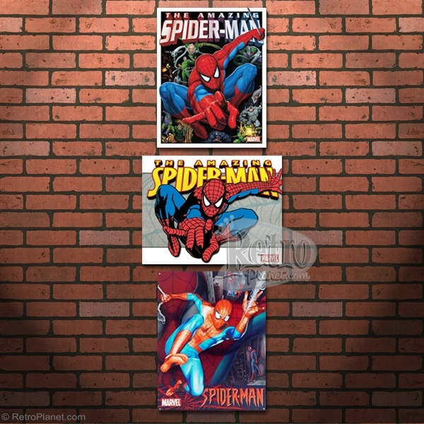 Decorating With Spider Man Wall Decor