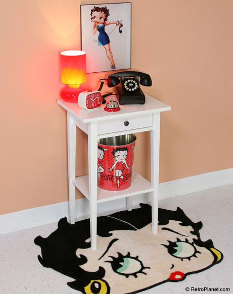 Betty Boop Decorating
