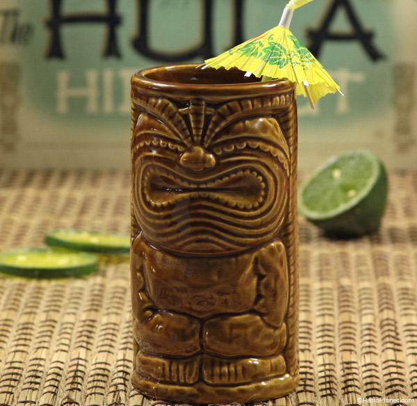 Happy Tiki God Mug