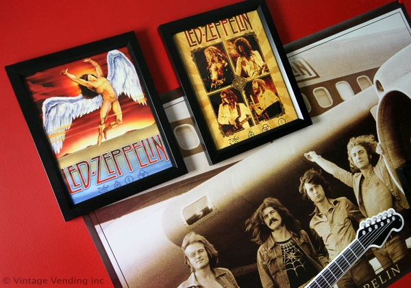 Led Zeppelin Wall Art