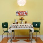 Retro Kitchen with a Donut Shop Flair