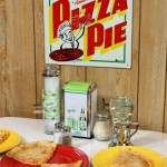 Pizza Pie Sign