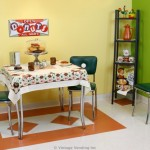 Retro 1950's Kitchen Theme