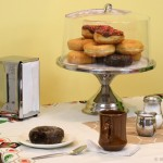 Fifties Style Diner Tableware