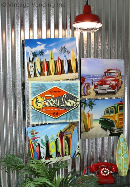 Surfs Up Signs and Decor