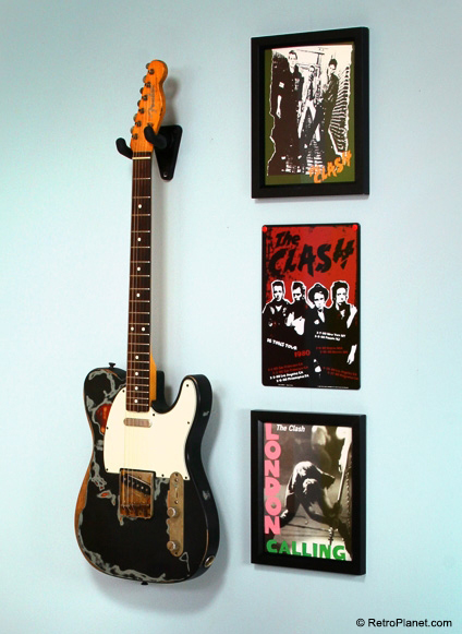 The Clash Design Tribute