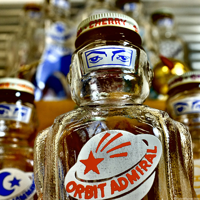 Orbit Admiral Galaxy Bottle