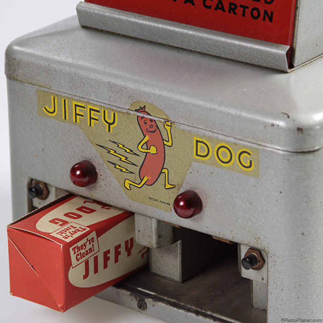 Jiffy Dog Carton