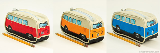 VW Van Pencil Cases