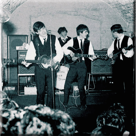 Beatles Play Cavern Club