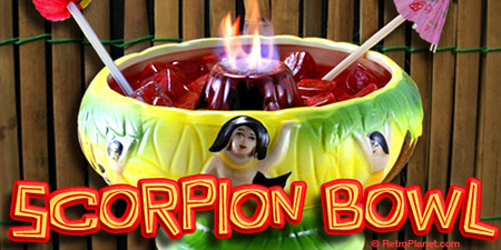 Scorpion Bowl Cocktail Recipe