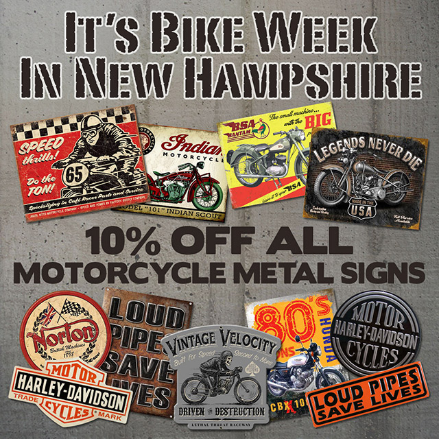 Motorcycle Week in NH