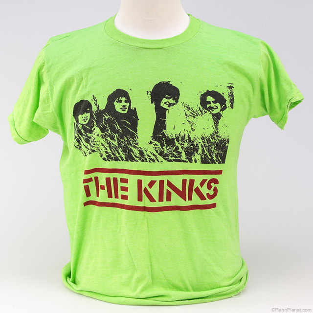 The Kinks Tee