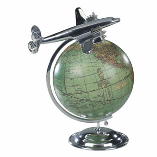 Travel Agent World Globe